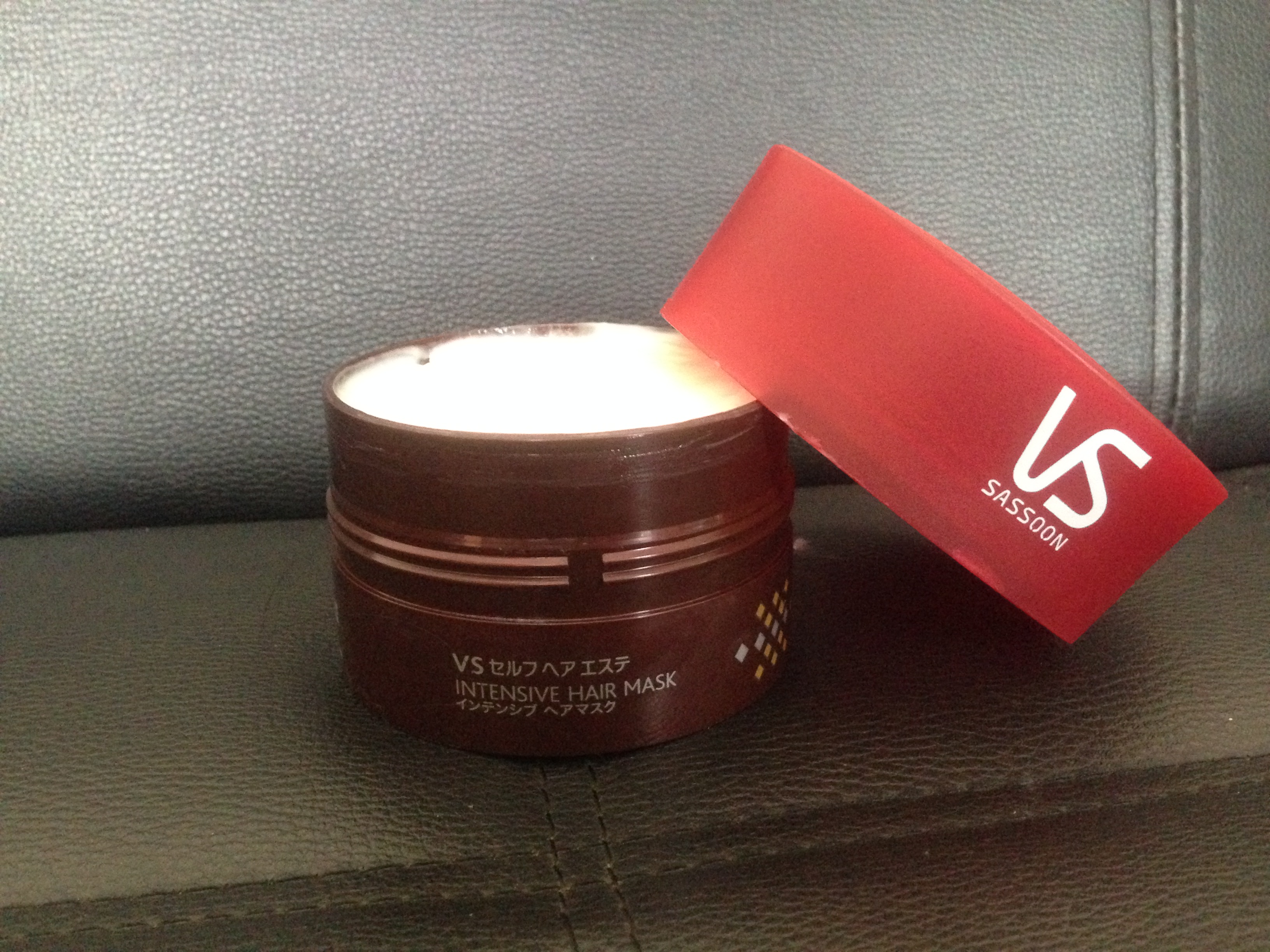 gambar review ke-1 untuk Vidal Sassoon Treatment Intensive Hair Mask